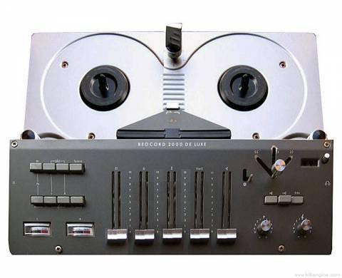 BeoCord 2000T Deluxe