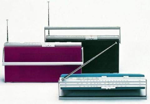 BeoLit 600 Colouradio (1974)