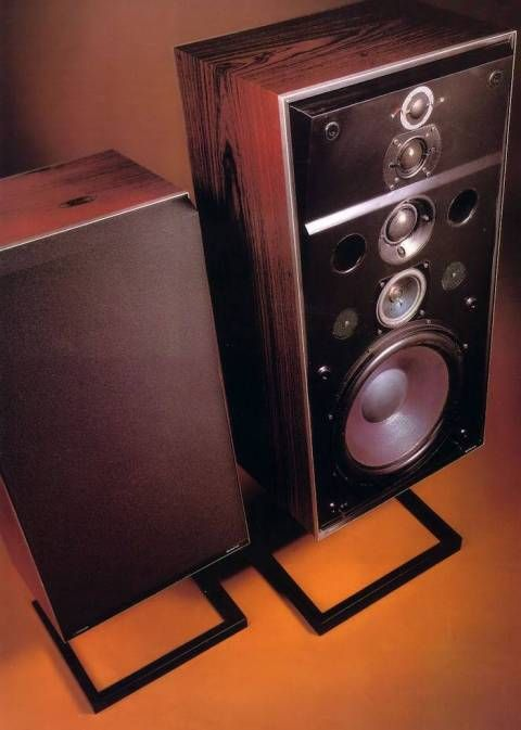 BeoVox M75/100 Passive Loudspeakers