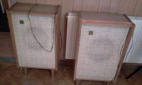 Loudspeaker Type 608