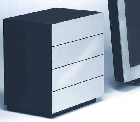 Cabinet 2164 4-Drawer Cabinet