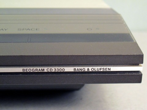 BeoGram CD3300